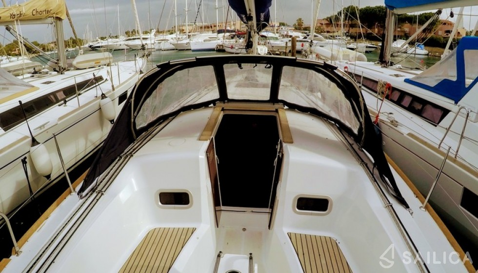 Sun Odyssey 349 - Sailica Yacht Booking System #12