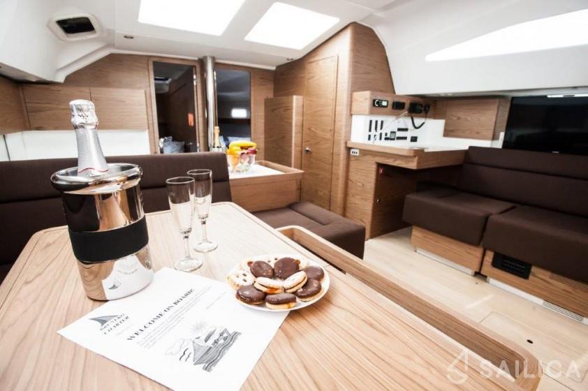Elan Impression 50 - Yacht Charter Sailica