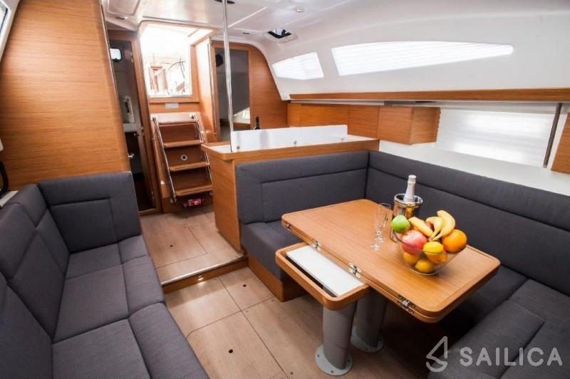 Elan Impression 40 - Yacht Charter Sailica