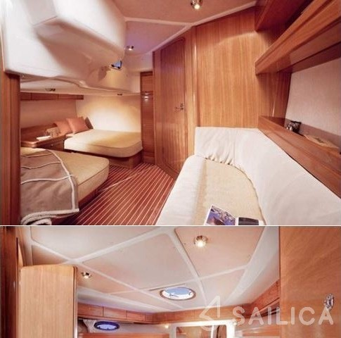 Bavaria 42 Sport - Yacht Charter Sailica