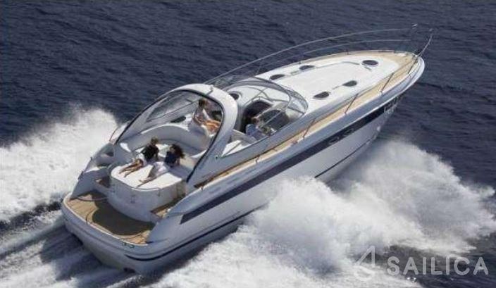 Bavaria 42 Sport - Чартер яхт Sailica