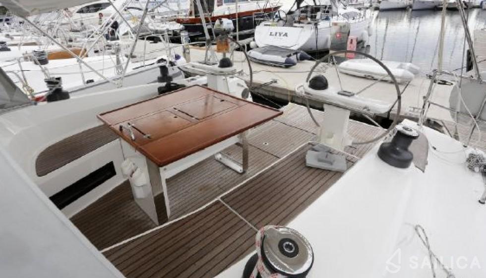 Bavaria Cruiser 46 in Portorosa - Sailica