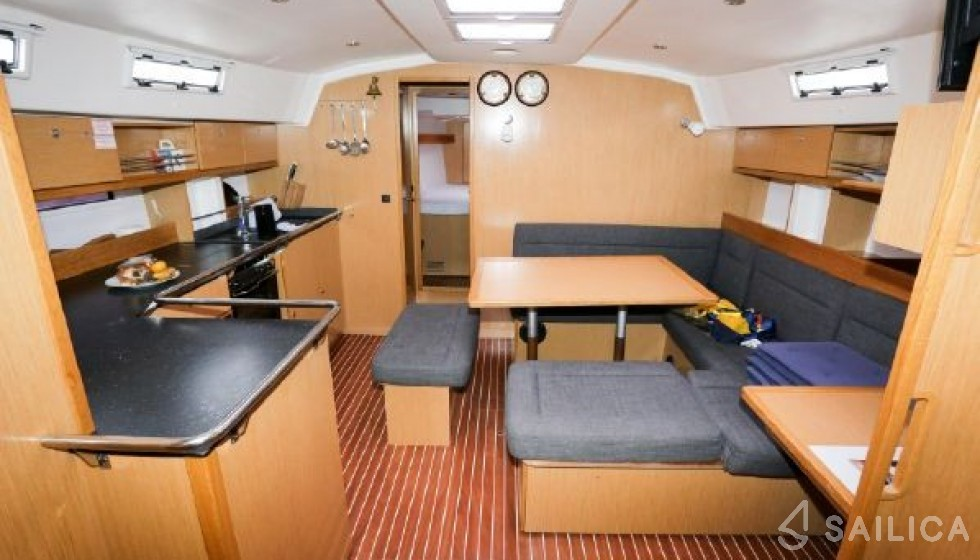 Bavaria Cruiser 46 - Sailica Yacht Booking System #4