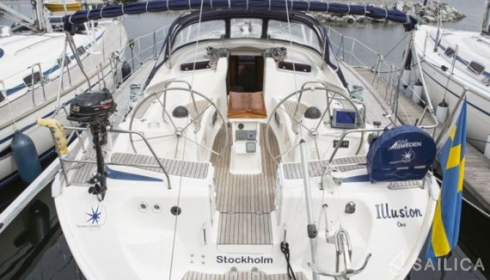 Rent Bavaria 46 Cruiser in Schweden - Sailica