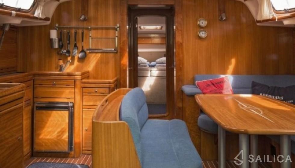 Bavaria 46 Cruiser - Sailica Yacht Buchungssystem #4