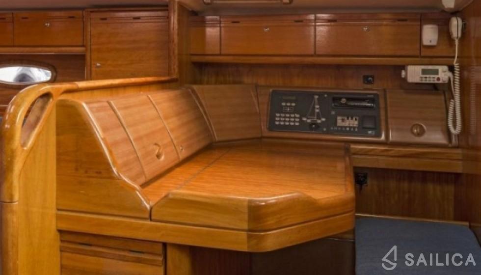 Bavaria 46 Cruiser - Sailica Yacht Buchungssystem #5