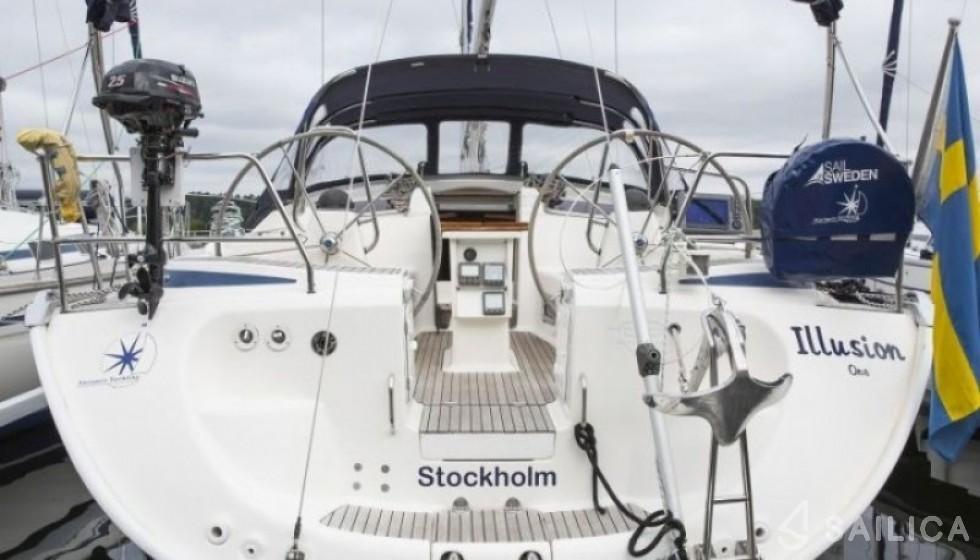 Bavaria 46 Cruiser - Jachtcharter Sailica