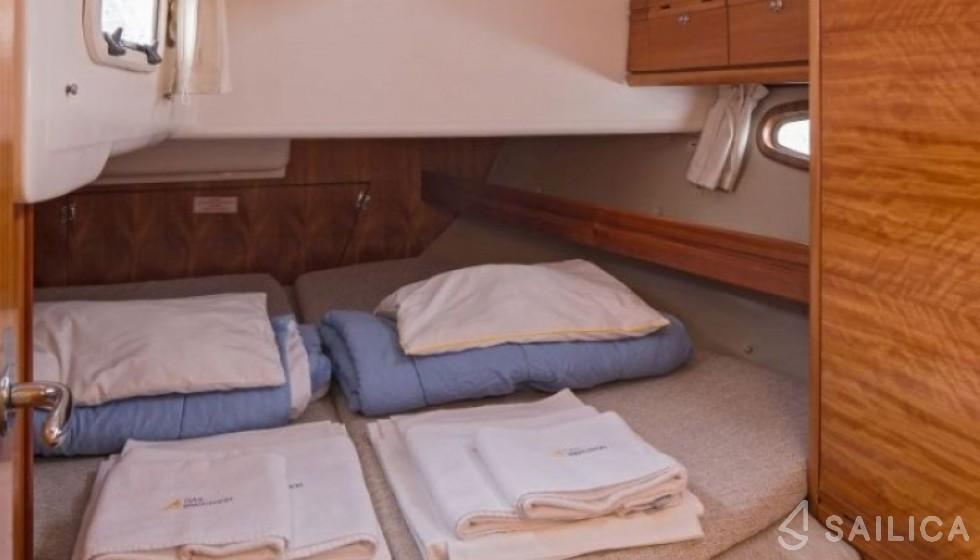 Bavaria 46 Cruiser - Sailica Yacht Buchungssystem #7