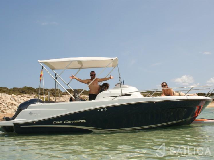 Cap Camarat 6.5 WA - Sailica Yacht Booking System #6