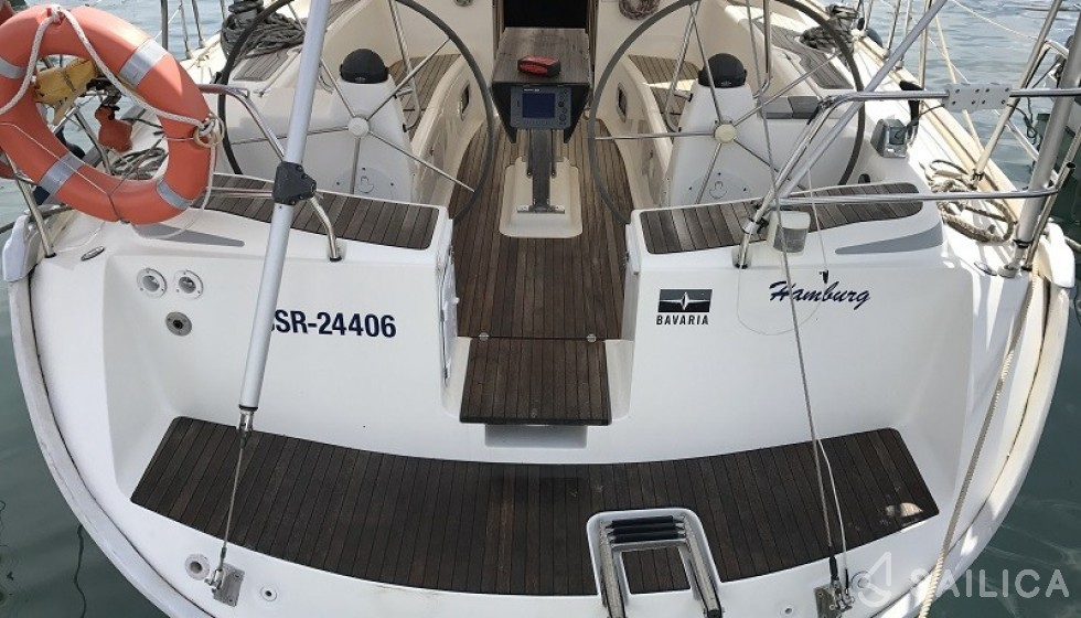 Bavaria 51 - Sailica Yacht Booking System #4