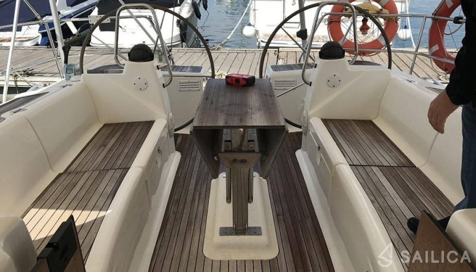 Bavaria 51 - Sailica Yacht Booking System #6