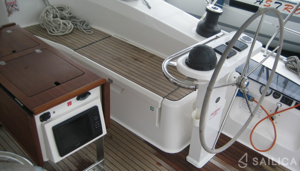 Bavaria Cruiser 51 - Система Бронирования Яхт Sailica #4