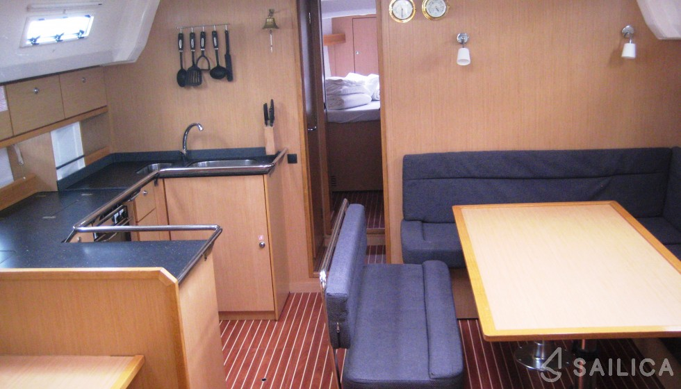 Bavaria Cruiser 51 - Система Бронирования Яхт Sailica #7