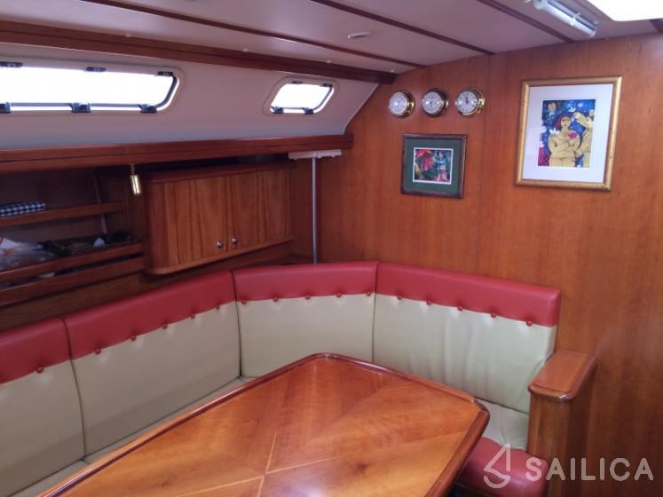 Alfa 51 - Yacht Charter Sailica
