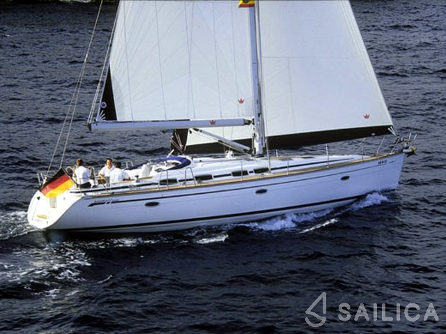Rent Bavaria 46 Cruiser in Greece - Sailica