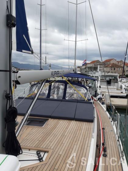 D&D Kufner 50 - Yacht Charter Sailica