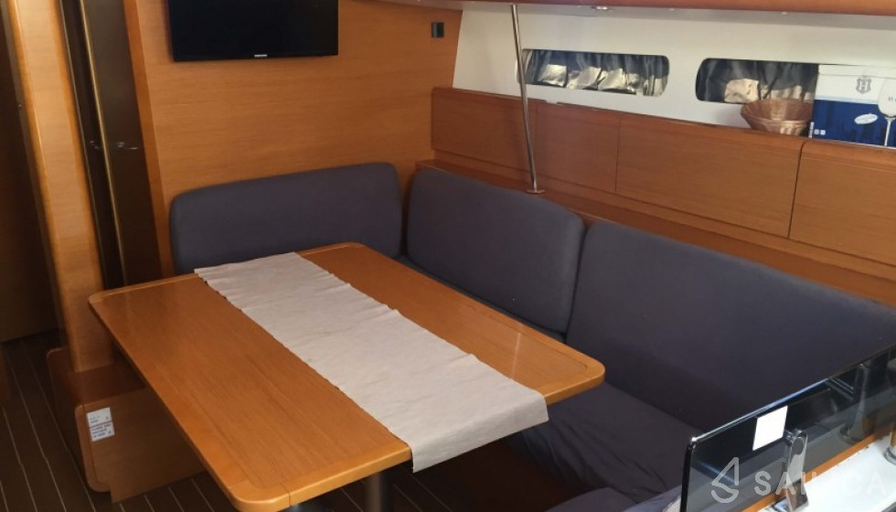 Sun Odyssey 439 - Sailica Yacht Booking System #6