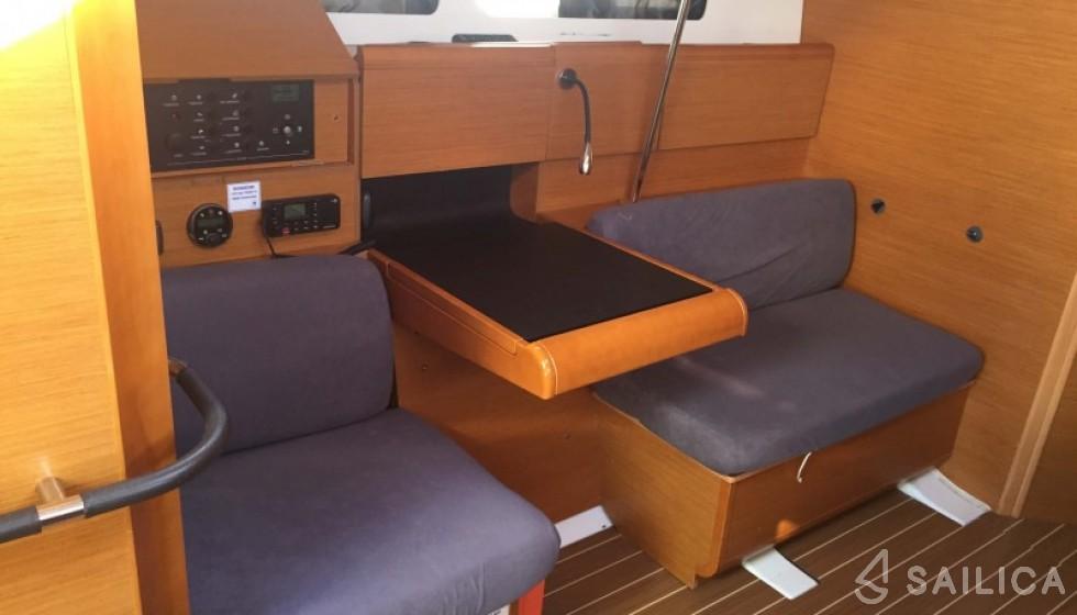 Sun Odyssey 439 - Sailica Yacht Booking System #5