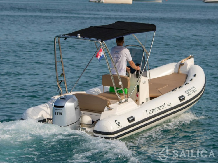 Capelli TE 600 - Sailica Yacht Booking System #4