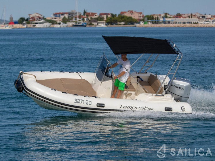 Capelli TE 600 - Sailica Yacht Booking System #9
