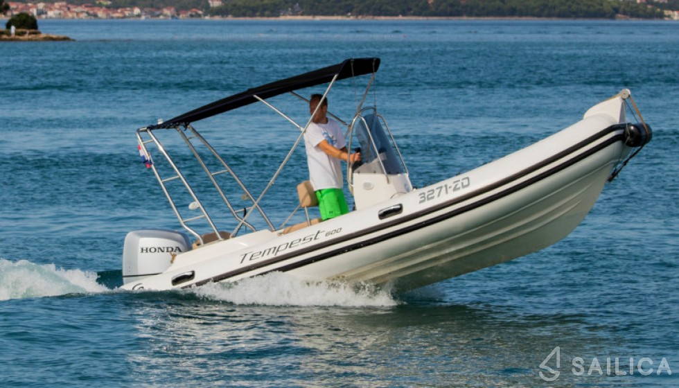 Capelli TE 600 - Sailica Yacht Booking System #5