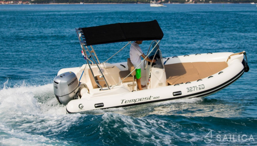 Capelli TE 600 - Sailica Yacht Booking System #7