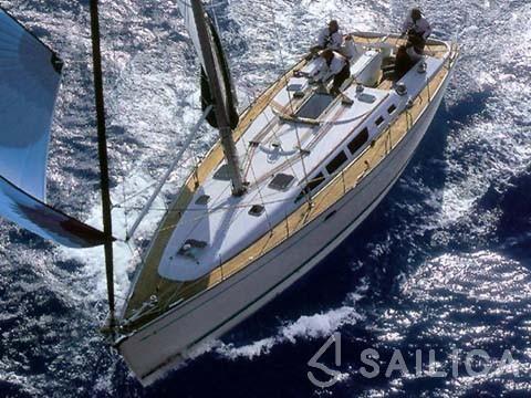 Sun Odyssey 43  - Yacht Charter Sailica
