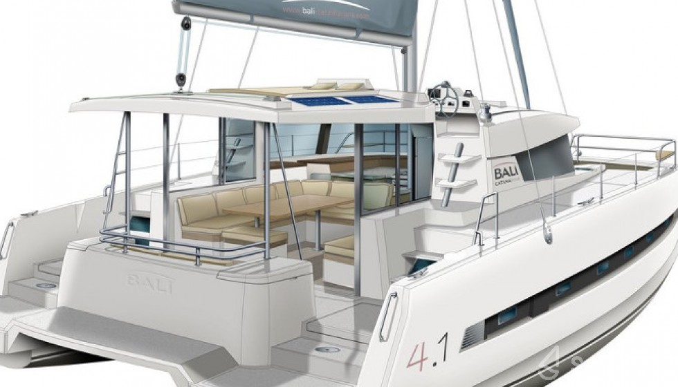 Bali 4.1 - Sailica Yacht Booking System #14