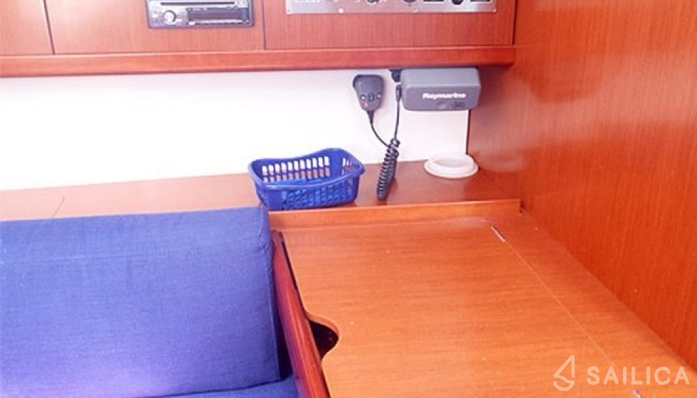 Oceanis 43-4 - Sailica Yacht Booking System #4