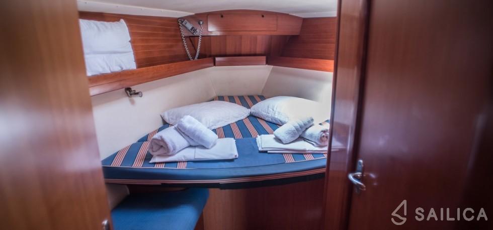 Dufour 385 - Yacht Charter Sailica
