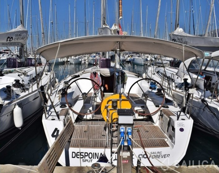 First 45 - Yacht Charter Sailica