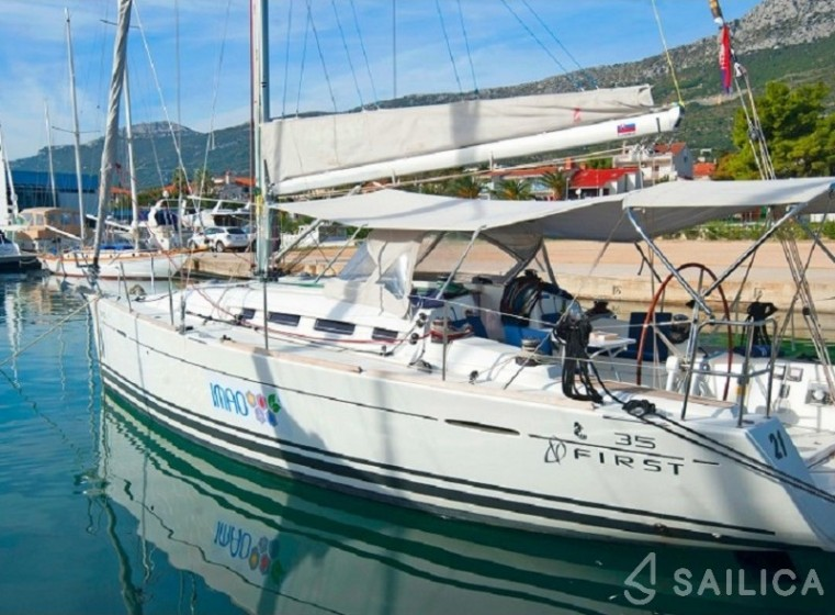 Miete Beneteau First 35 in Kroatien - Sailica
