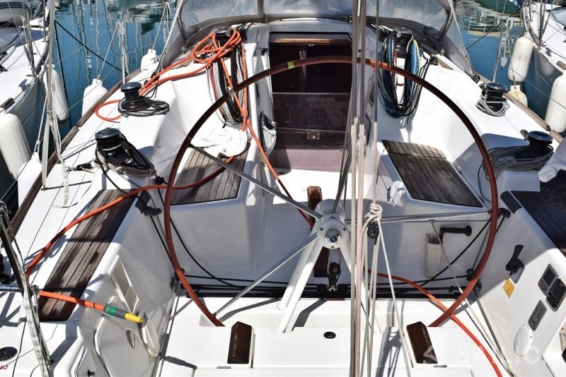 Beneteau First 35 in Marina Kastela - Sailica