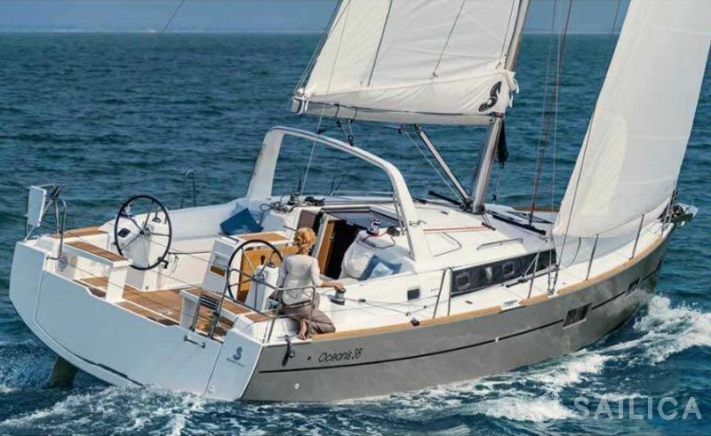 Oceanis 38 - Sailica Yacht Booking System #6