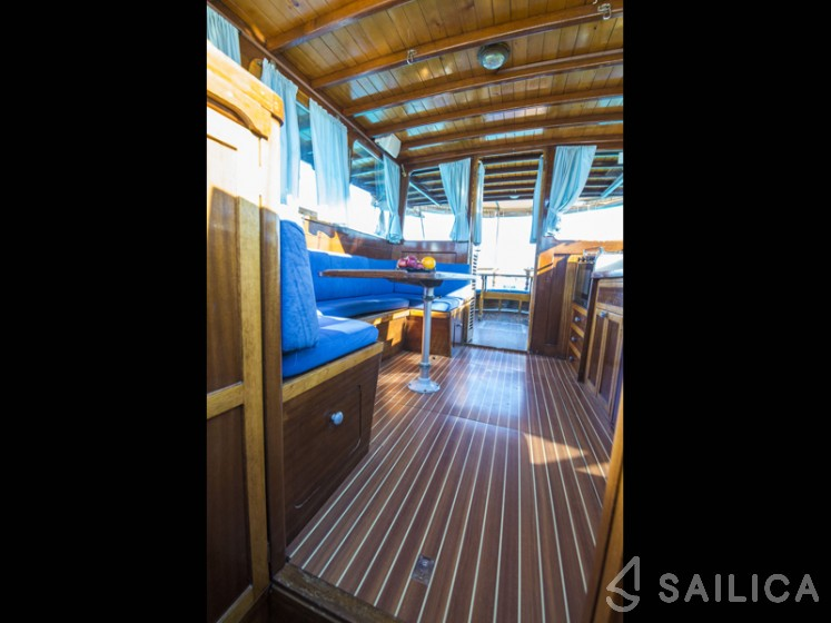 Model Tiho - Sailica Yacht Booking System #9