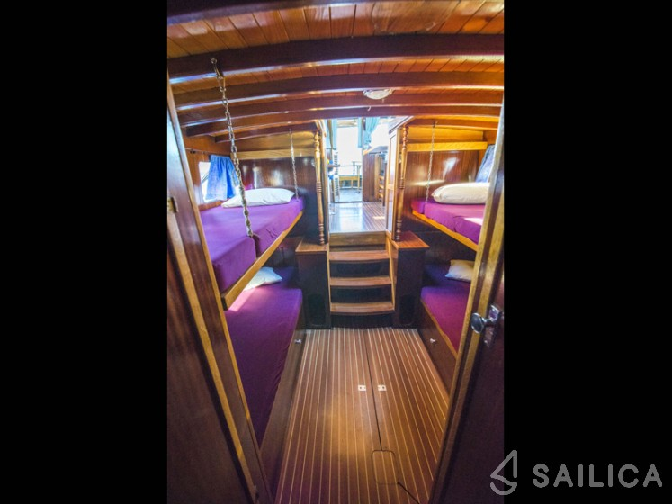 Model Tiho - Sailica Yacht Booking System #35