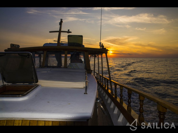 Model Tiho - Sailica Yacht Booking System #15