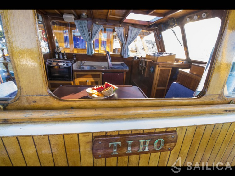 Model Tiho - Sailica Yacht Booking System #21