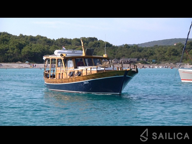Model Tiho - Sailica Yacht Booking System #4
