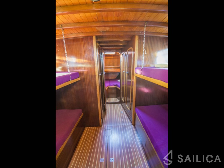 Model Tiho - Sailica Yacht Booking System #34