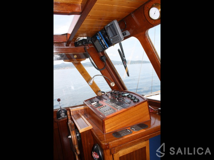 Model Tiho - Sailica Yacht Booking System #28
