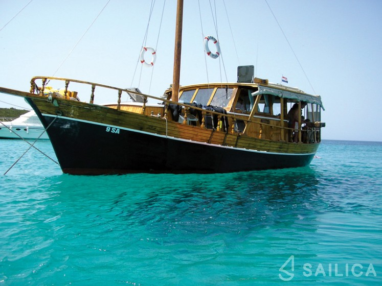 Rent Model Tiho in Croatia - Sailica