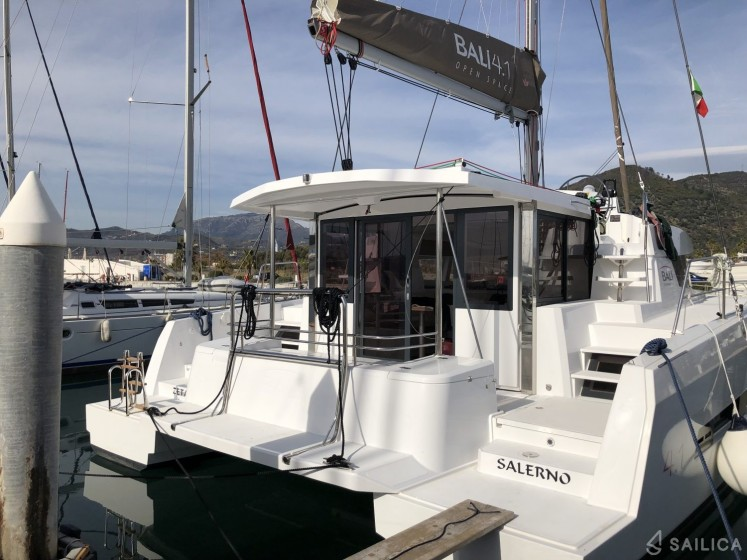 Bali 4.1 Sa 2019 8+2 Ze - Sailica Yacht Booking System #9