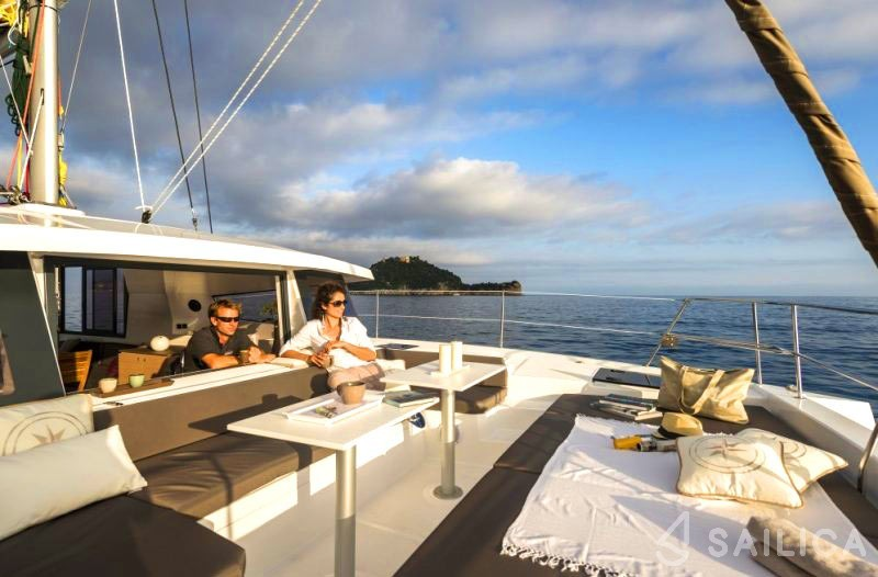 Bali 4.1 Sa 2019 8+2 Ze - Sailica Yacht Booking System #4