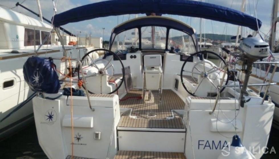 Sun Odyssey 439 - Чартер яхт Sailica