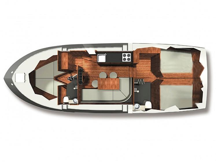 Husky Dane - Yacht Charter Sailica