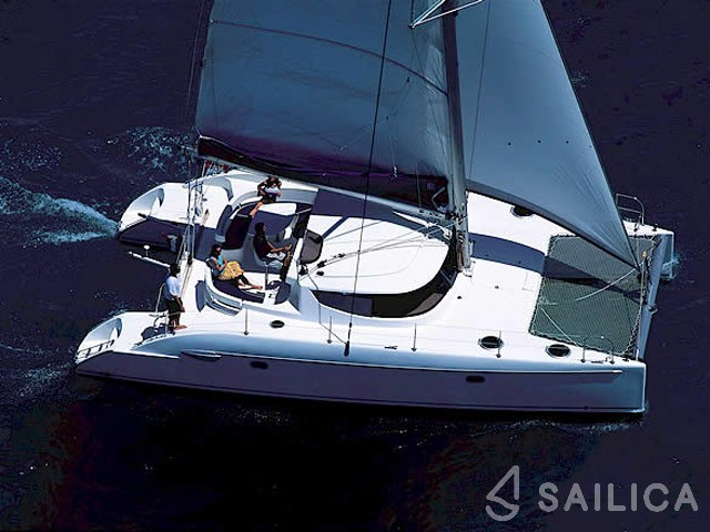 Lavezzi 40 - Yacht Charter Sailica