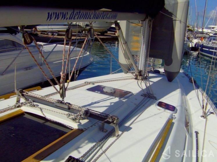 Dufour 36 - Yacht Charter Sailica