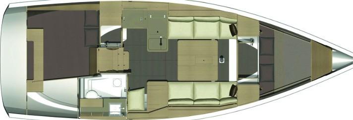 Dufour 360 GL - Yacht Charter Sailica