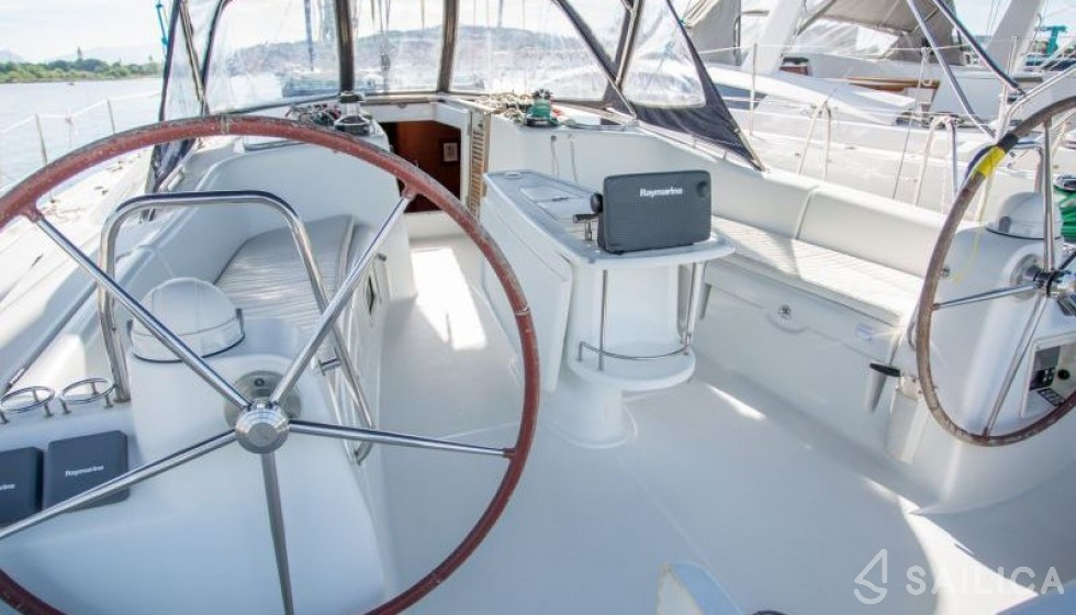 Oceanis 54 - Sailica Yacht Booking System #4